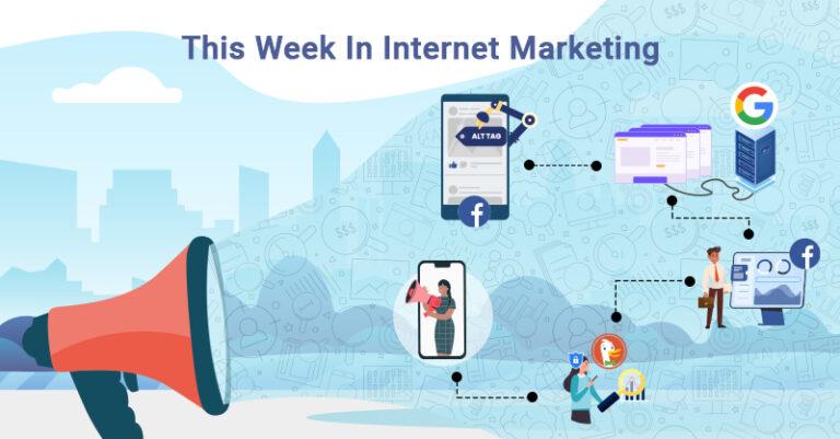Esta semana: Facebook, Google, DuckDuckGo y más.