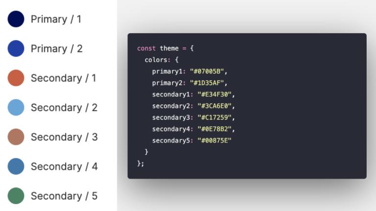 Design Tokens 101. Los desarrolladores web lo codificaron todo