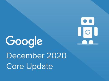 Actualización de Google Core de diciembre de 2020