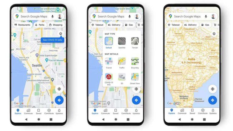 Google Maps presenta 4 funciones innovadoras