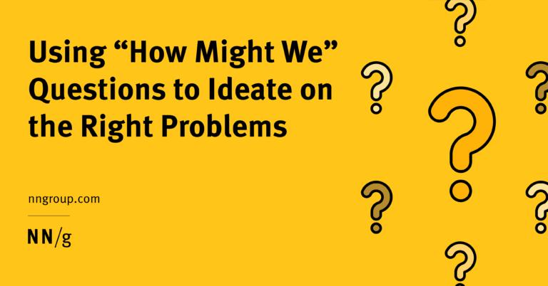 Usar preguntas del tipo «Hasta donde podamos» para resolver los problemas correctos