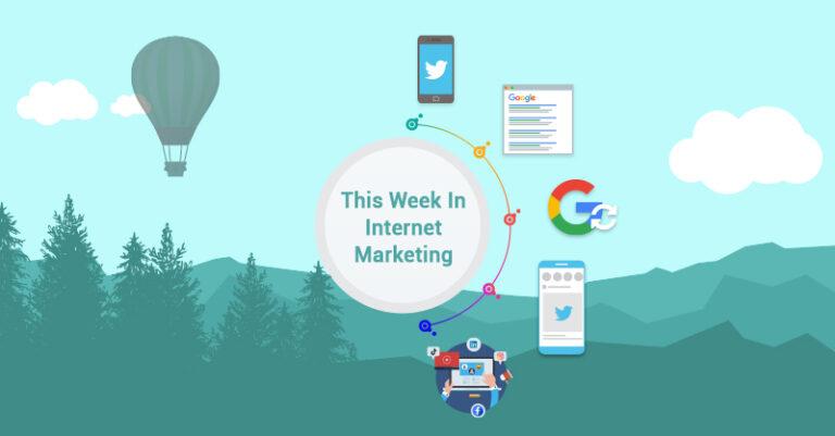 Esta semana: Twitter, Google y más.