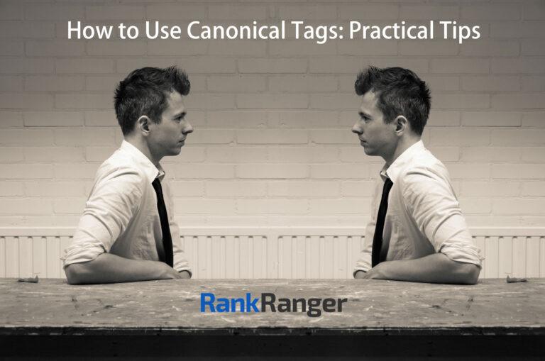 Cómo usar etiquetas canónicas: consejos prácticos