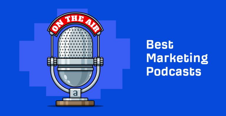 Los 6 mejores podcasts de marketing (los más populares)