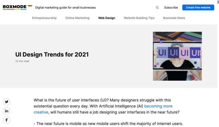 Principales noticias de diseño de la semana: 18 de enero de 2021-24 de enero de 2021