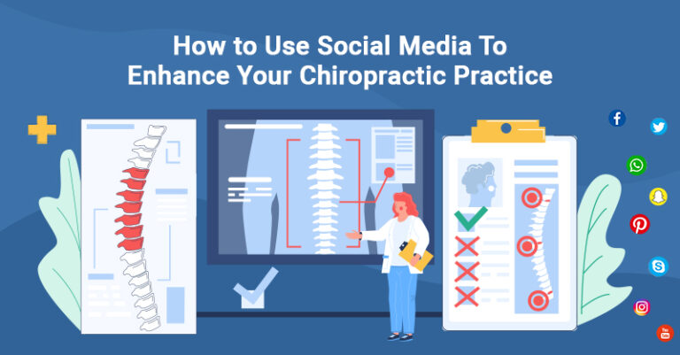 Cómo utilizar las redes sociales para mejorar la práctica quiropráctica