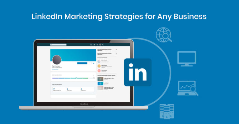 Estrategias de marketing de LinkedIn para empresas