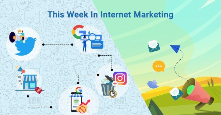 Esta semana: Twitter, Google, Instagram y más