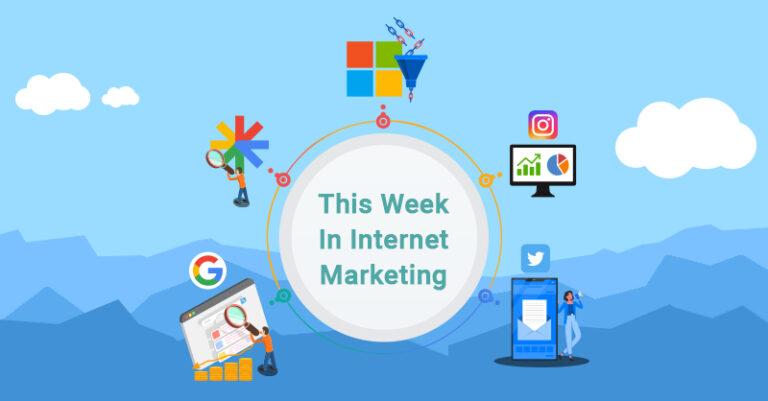 Esta semana: Microsoft, Instagram, Google y más.
