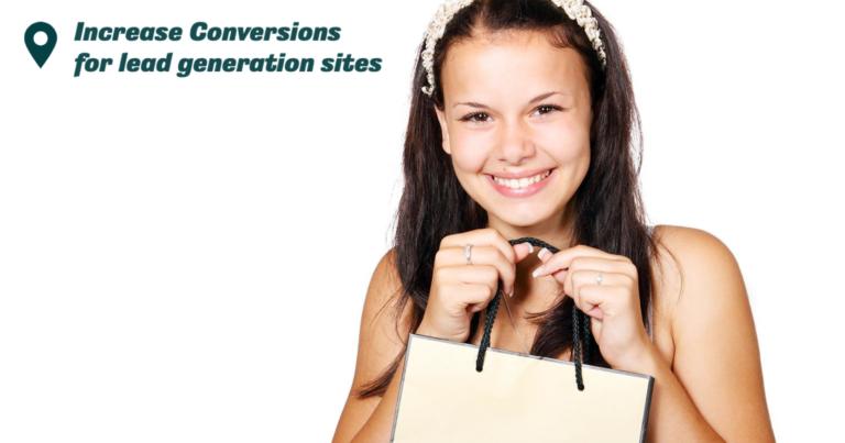 5 Consejos de optimización de la tasa de conversión para sitios de clientes potenciales