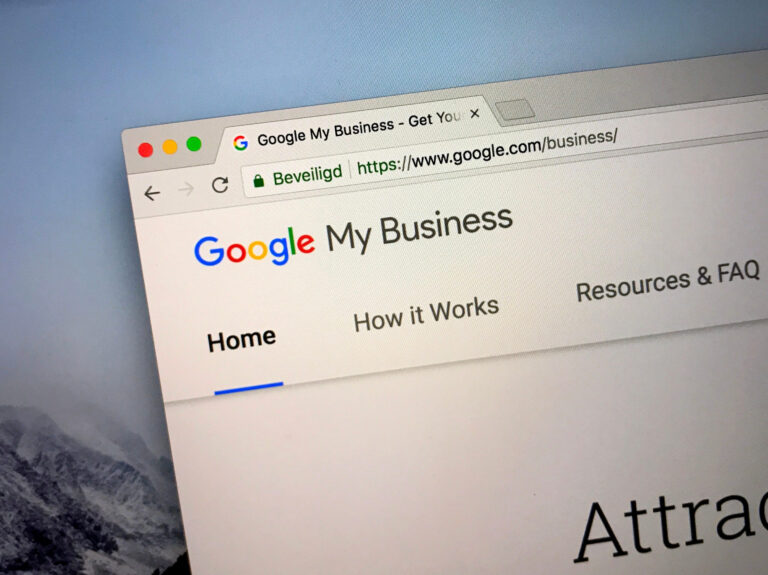 Google My Business News para escritorio ya está disponible