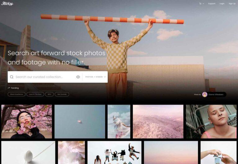 Los 8 mejores sitios de imágenes premium para 2021