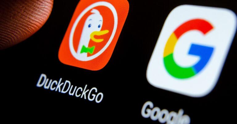 DuckDuckGo envía nuevas etiquetas de privacidad de iOS a Google