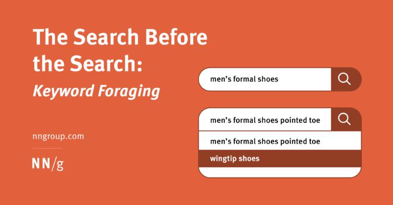Buscar antes de buscar: buscar palabras clave