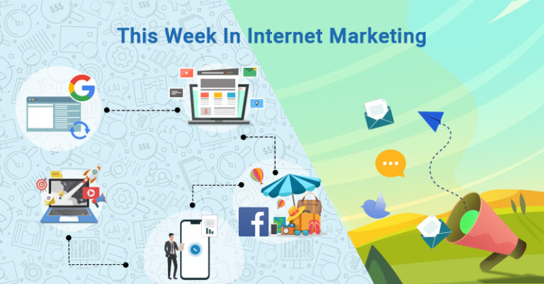 Esta semana: ¡Google, Facebook y más!
