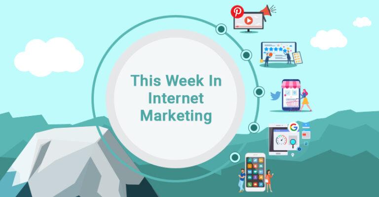 Esta semana: Pinterest, Twitter, Google y más.