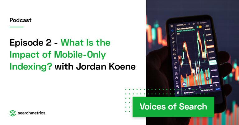 ¿Cuál es el impacto de la indexación solo para dispositivos móviles en su empresa?