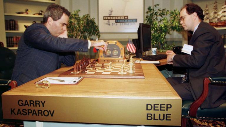 Cómo las máquinas de ajedrez mejoraron las habilidades estratégicas humanas |  Jean-Marc Bucher |  Abril de 2021