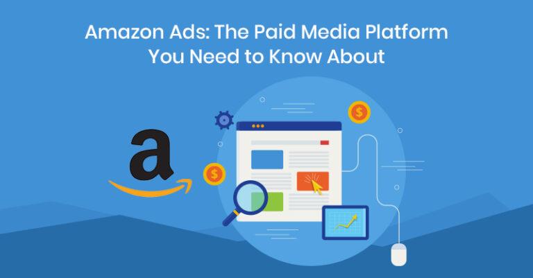 Amazon Ads: la plataforma de medios de pago que necesita conocer