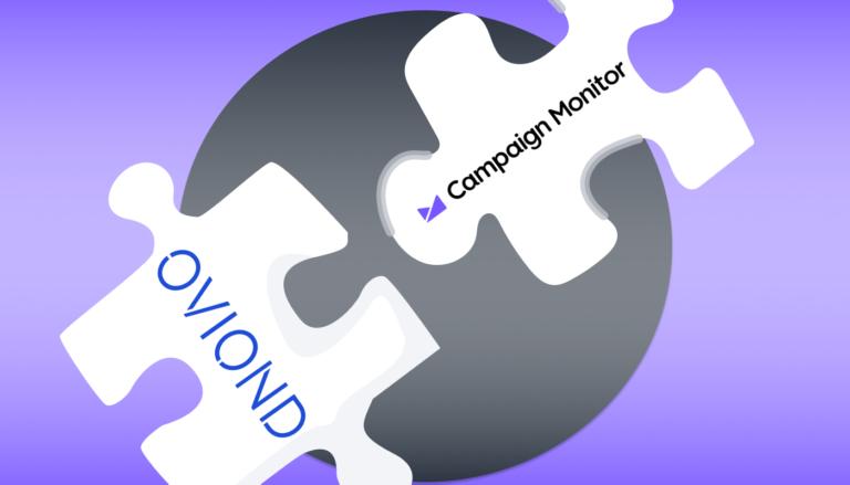 Campaign Monitor y Oviond: combinación perfecta