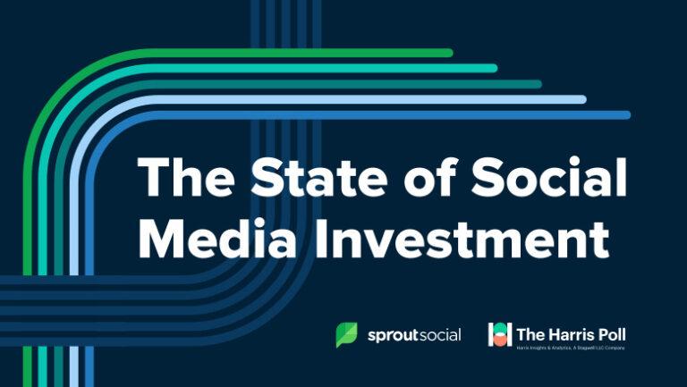 Informe: estado de la inversión en redes sociales