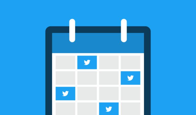 Cómo programar tweets y llamar la atención