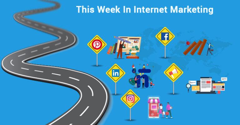 Esta semana: Pinterest, LinkedIn, Instagram y más.
