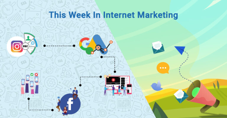 Esta semana: Instagram, Google, YouTube y más.