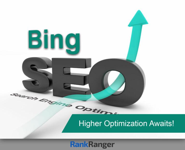 Bing SEO: ¡aguarda una mayor optimización!