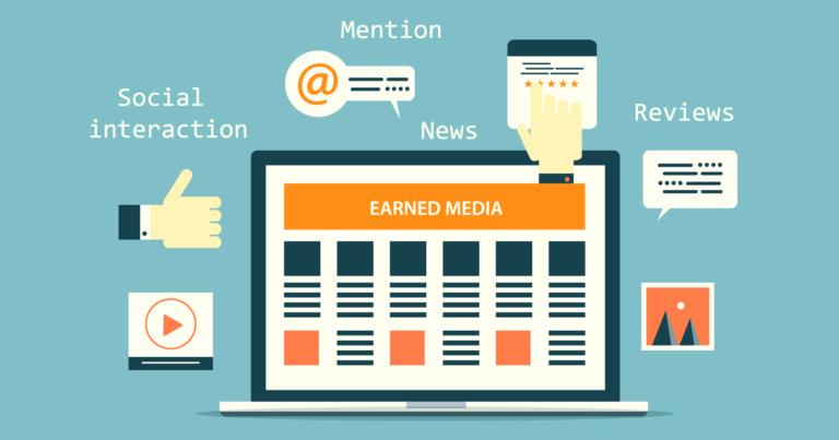 4 tipos de medios ganaron y quién lo hace bien