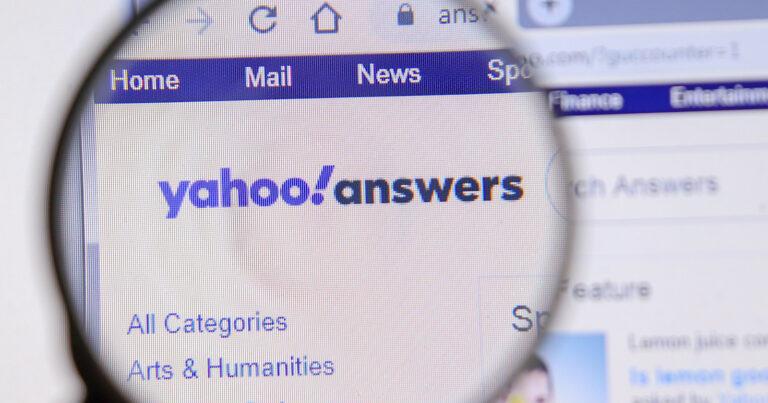 Yahoo responde cerrando el 4 de mayo, el contenido no se archivará