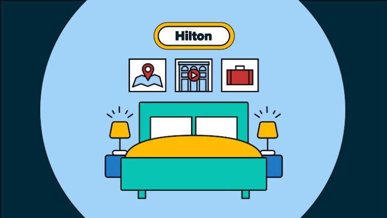 Foco en las redes sociales: la estrategia pandémica de Hilton demuestra el valor de las redes sociales para las empresas.