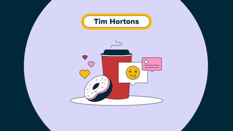 The Social Center: cómo Tim Hortons pone a las personas en primer lugar en su estrategia social
