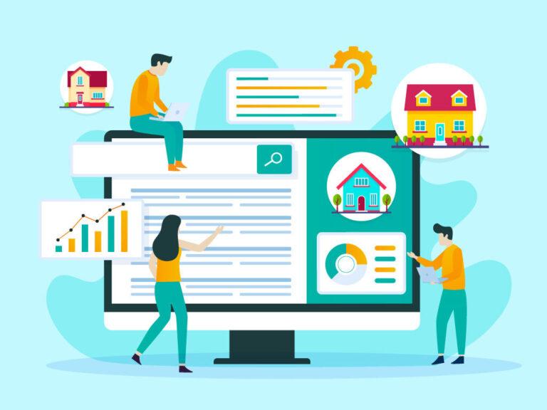 SEO local para sitios web inmobiliarios