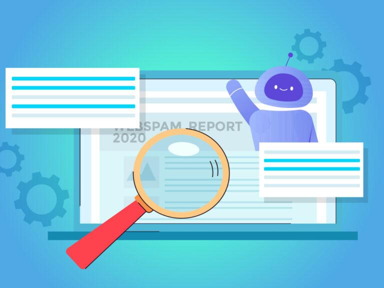 Conclusiones clave del Informe de spam web 2020 de Google