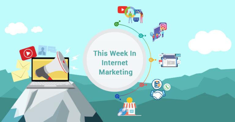 Esta semana: YouTube, Instagram, WhatsApp y más.