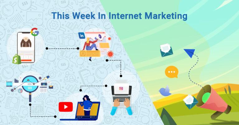 Esta semana: ¡Google, LinkedIn, Instagram y más!