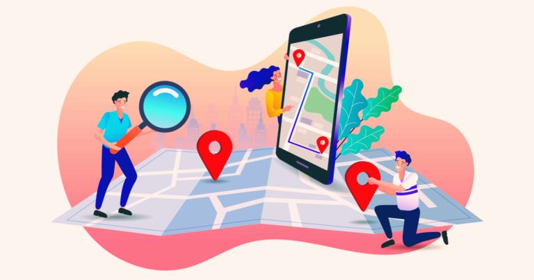 Cómo utilizar Google Maps: funciones comerciales