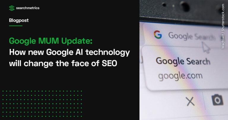 Cómo la nueva tecnología de inteligencia artificial de Google cambiará la cara del SEO