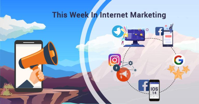 Esta semana: Twitter, Google, Facebook e Instagram
