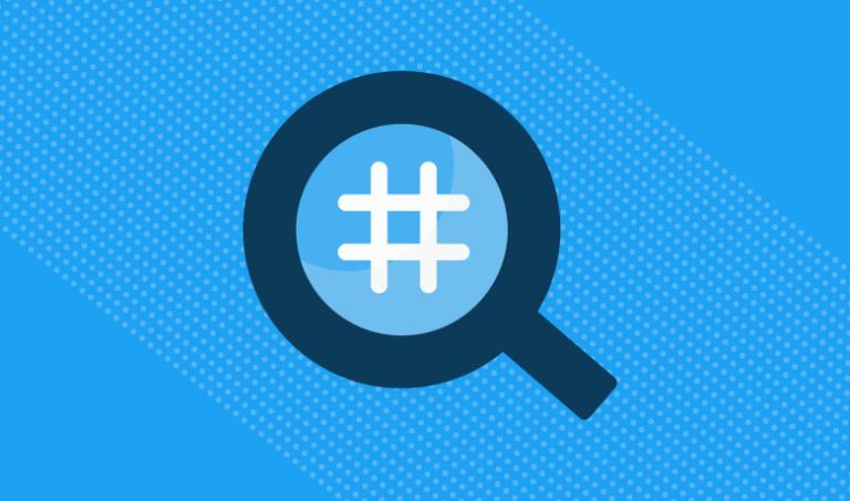 Hashtags de Twitter: cómo encontrar y usar los hashtags correctos
