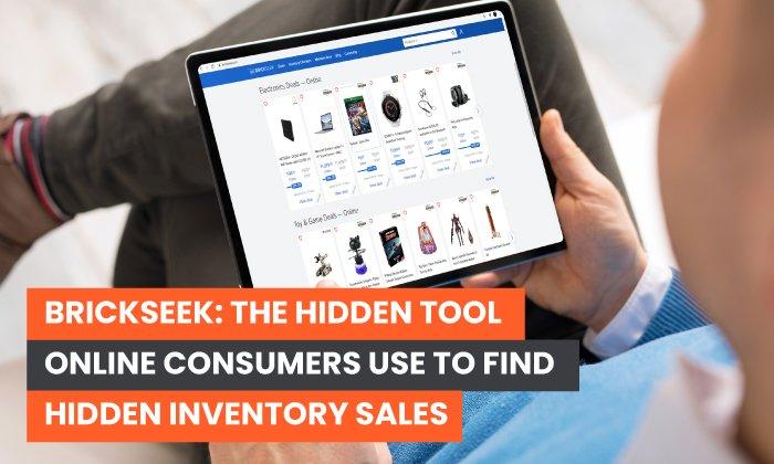 La herramienta oculta que utilizan los consumidores online para encontrar ventas de acciones ocultas