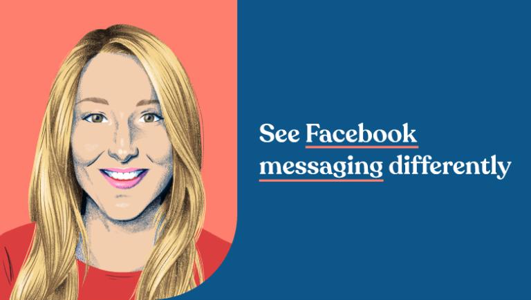 Consulte Cómo intercambiar mensajes de Facebook de manera diferente |  Sprout Social