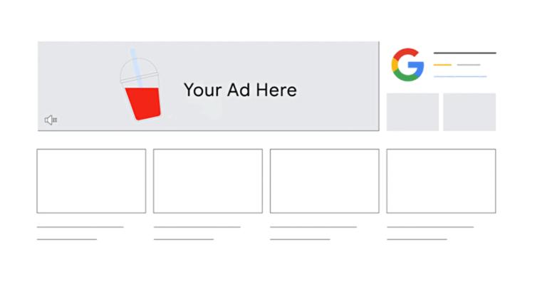 Google bloquea determinadas industrias en el masthead de YouTube
