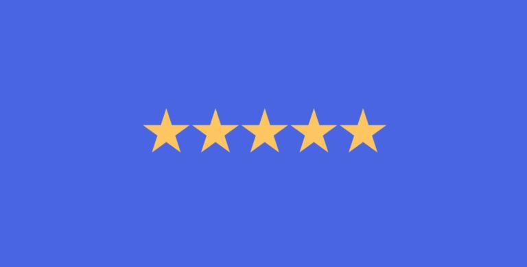 Cómo clasificar usuarios y reseñas |  Nick Babich |  Julio de 2021