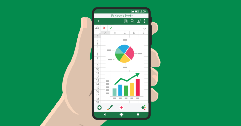 5 increíbles aplicaciones de hojas de cálculo para iPhone