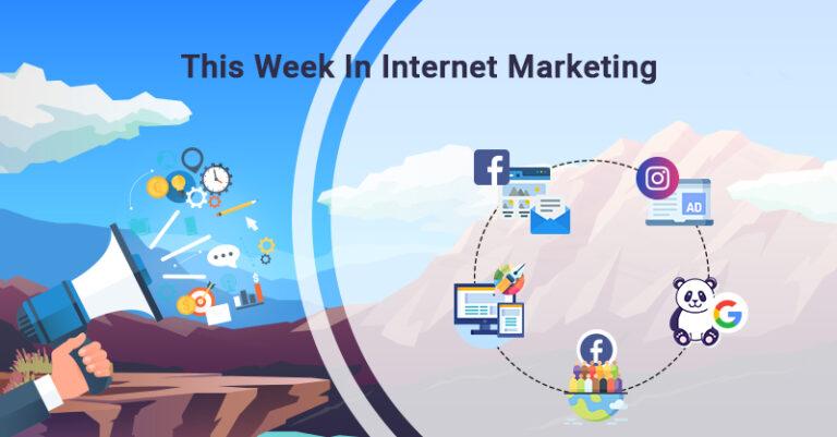 Esta semana: ¡Actualización de Facebook, Instagram, Google Panda y más!