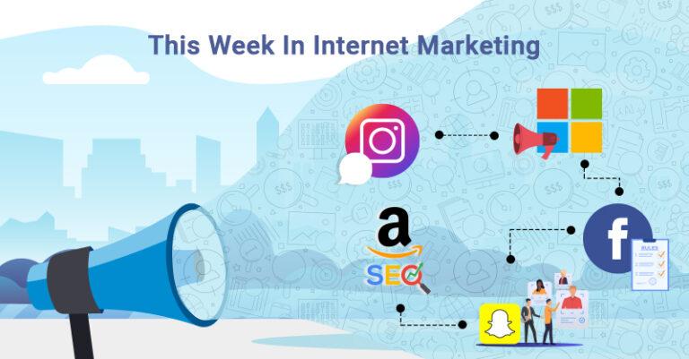Esta semana: ¡Instagram, Facebook, Microsoft y más!