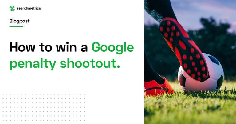 ¿Cómo gano una penalización de Google?