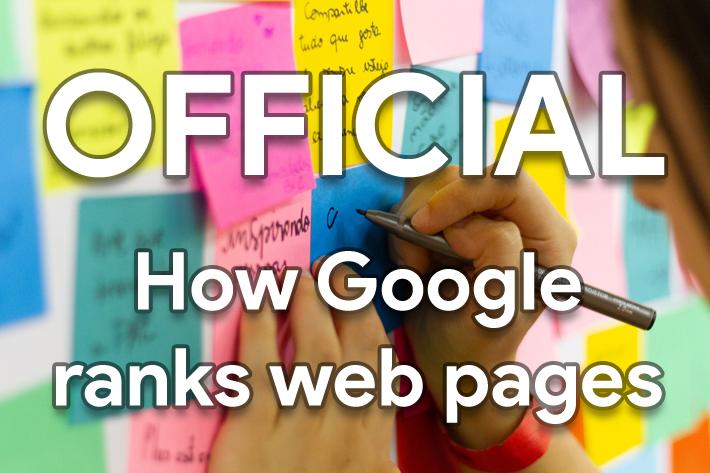 Cómo clasifica Google los resultados de búsqueda para prevenir el spam – Blog de SEOprofiler